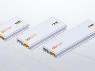 Forsee Power dévoile 3 batteries modulaires ZEN SLIM