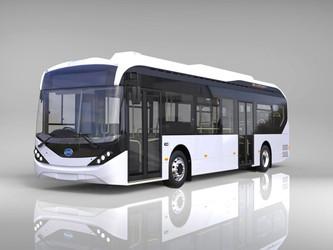Nouvelle gamme BYD ADL Envrio200 EV