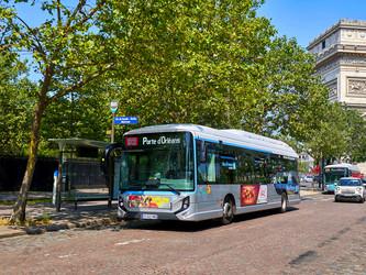IDFM, RATP : grosse commande de bus en Ile-de-France