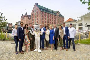 Europa-Park inaugure l'hôtel Krønasår