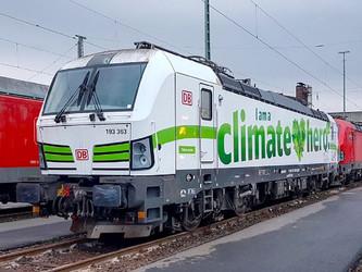 Siemens veut mettre au point une locomotive Vectron H2
