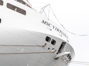 MSC prend livraison du Virtuosa