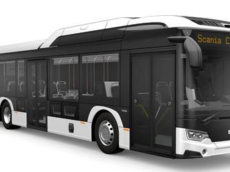 45 nouveaux Scania Citywide GNV pour Tours