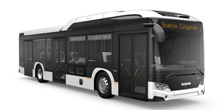 Scania Citywide GNV