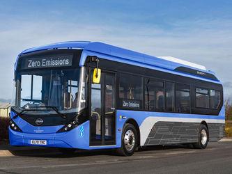 L'Ecosse investit dans la transition de ses bus