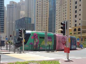 Keolis reprend les rênes du métro et du tram de Dubaï
