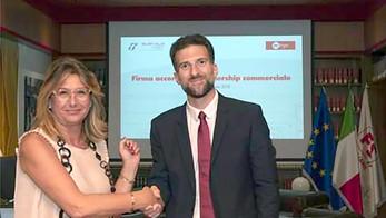 isilines signe un partenariat avec Busitalia Fast
