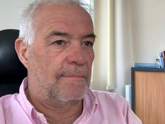 Thierry Durand, directeur de la Régie mixte des transports toulonnais