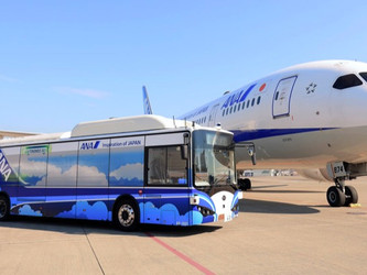 BYD teste un bus autonome à Tokyo