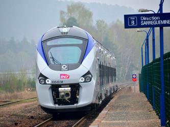 Train à hydrogène : régions et Etat se mobilisent