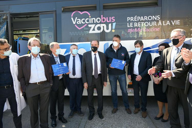 Vaccinobus région PACA