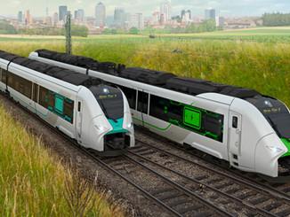 La Deutsche Bahn choisit les futurs trains Siemens à hydrogène sur catalogue