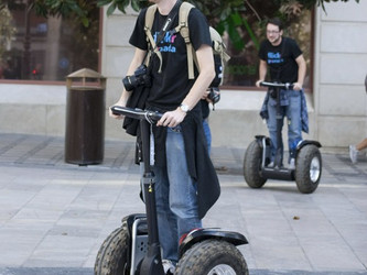 Fin de production pour le Segway