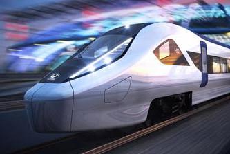 Alstom dévoile le train proposé à HS2