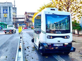 EasyMile déploie la conduite autonome de niveau 4 en Norvège