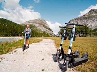 Tier Mobility lance ses trottinettes à l'assaut des montagnes