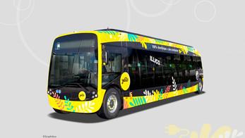 La Rochelle : nouvelle livrée pour nouveaux bus