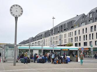 RATP Dev décroche les transports publics de Saint-Malo