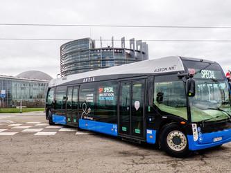 Strasbourg créé une liaison directe entre le Parlement et la gare