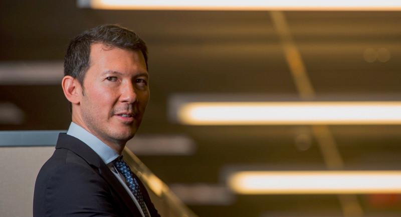 Benjamin Smith, directeur général d'Air France/KLM.