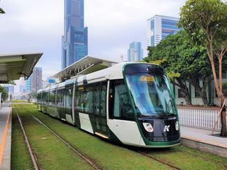 Alstom lance les tramways Citadis X05 à Kaohsiung