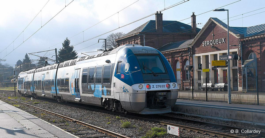 ligne Gisors-Serqueux