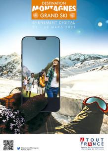 Destination Montagne et version virtuelle