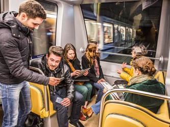 La bonne image du transport public dans la crise