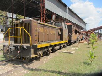 Les trains touristiques
