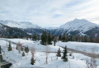 Les Alpes sur une mauvaise pente