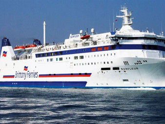 Le label « Green Marine Europe » pour Britanny Ferries
