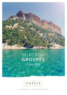 Cassis : une offre 100% groupes