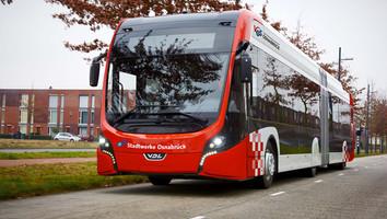 Des autobus électriques VDL pour Osnabrück