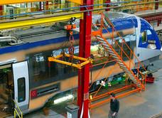 Bombardier envisage de convertir un premier lot de 5 AGC à la batterie