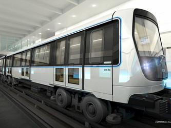 Première présentation du futur métro marseillais