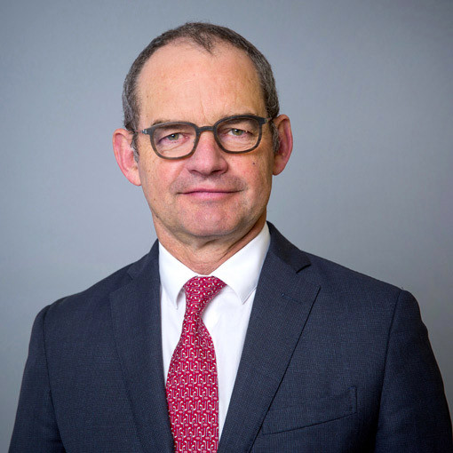 Patrick Jeantet, Pdg de SNCF Réseau