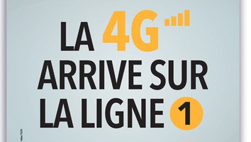 Lille métropole déploie la 4G dans le métro