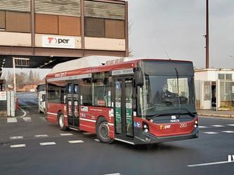 Première livraison des nouveaux midibus Iveco E-WAY de 9,5 m