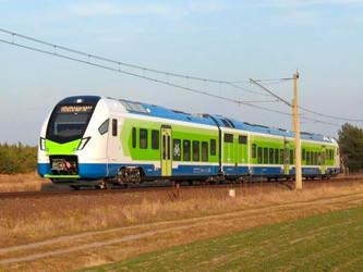 Stadler teste des rames à batteries pour le Nord Milan