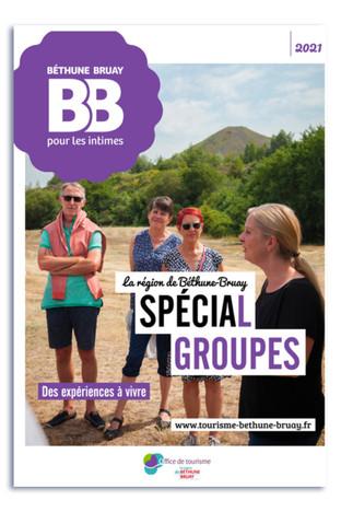Béthune-Bruay sort sa brochure groupe