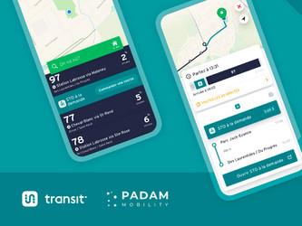 Padam Mobility s'exporte au Canada