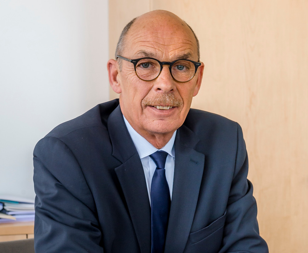 Bernard Roman, président de l'ARAFER