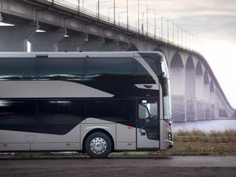 Volvo Buses lance son nouveau double étage