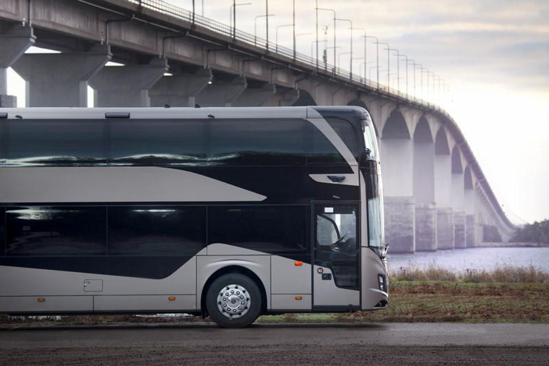 Volvo Buses nouveau double étage