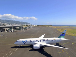 Cyclone Berguitta : Air Austral modifie son programme de vols