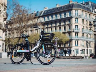 Les vélo Bloom arrivent à Paris en mai