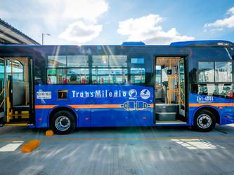 BYD à Bogota, un contrat final à 1002 bus !