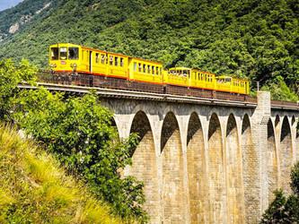 L'Occitanie investit dans le train jaune