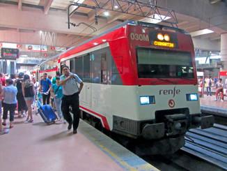 Un budget 2021 au maximum pour le rail espagnol