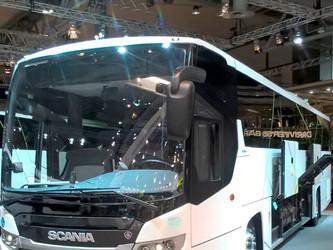 Scania paré pour le GNL